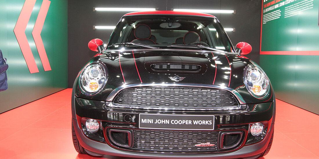 Mini John Cooper Works, Paris 2010
