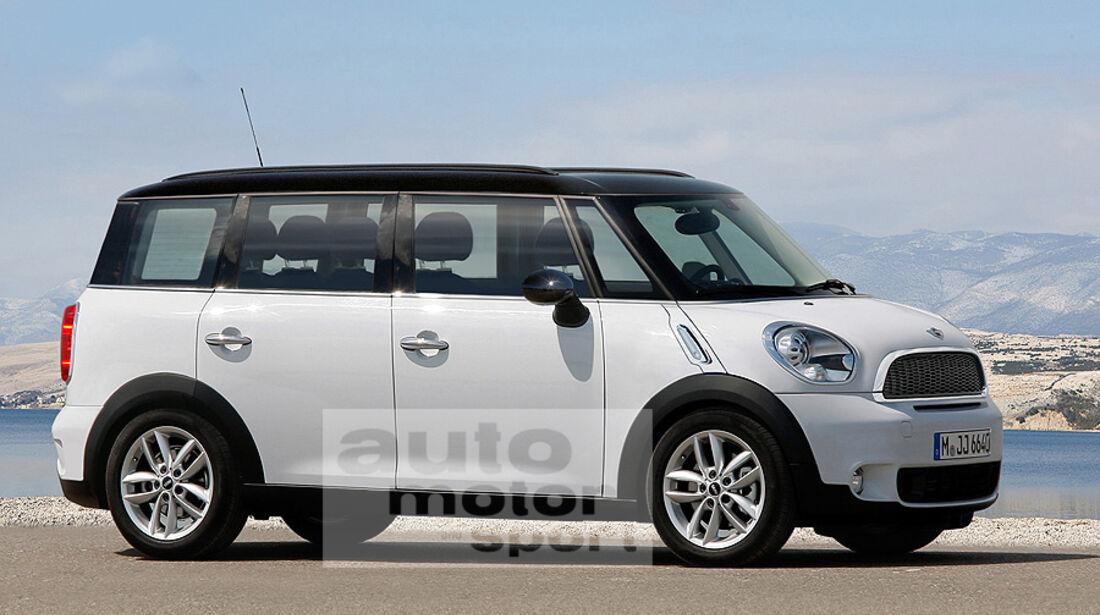 Mini Minivan