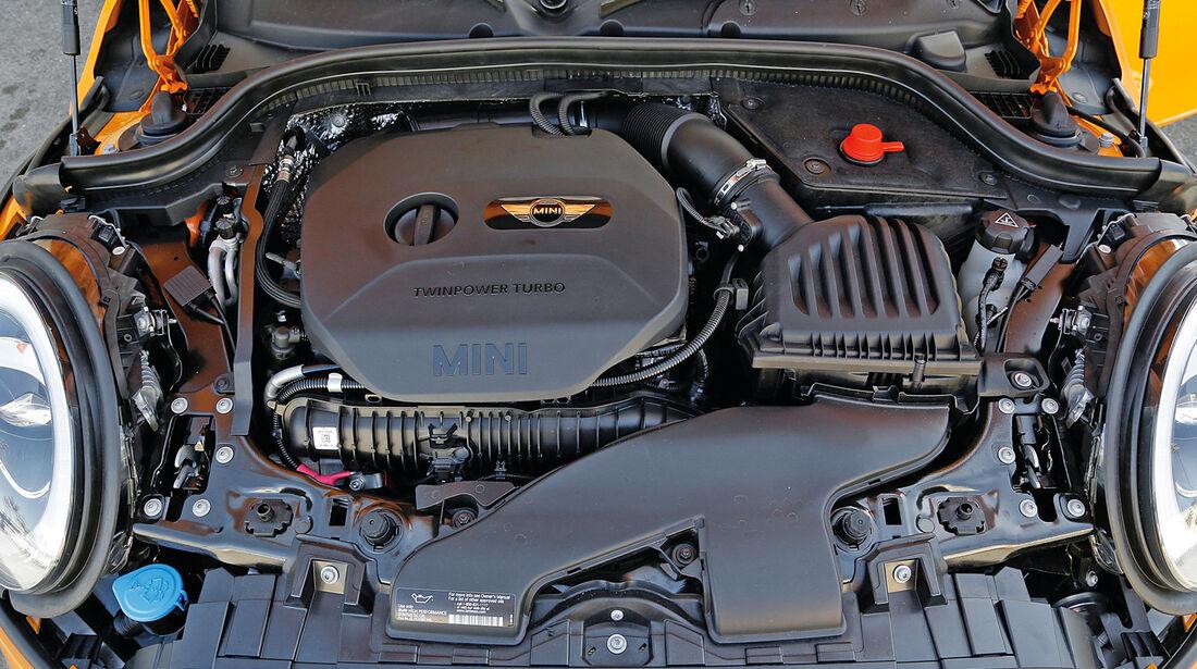 Mini, Motor