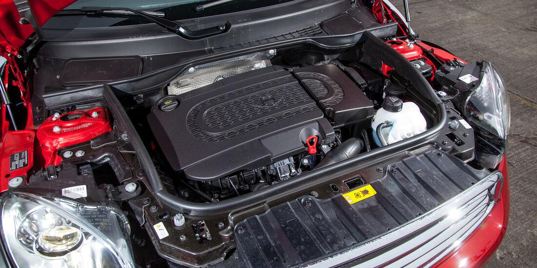 Mini One D Countryman, Motor