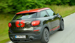 Mini Paceman Facelift 2014