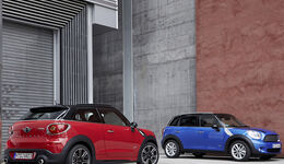 Mini Paceman, Mini Countryman