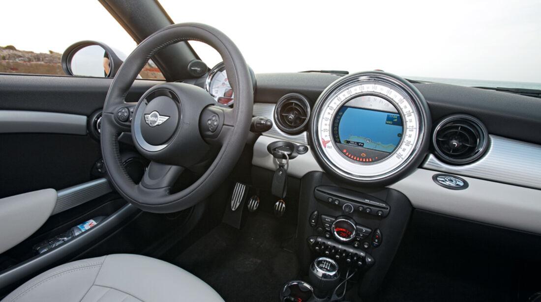 Mini Roadster Im Fahrbericht Kofferraum Statt Rückbank Auto Motor
