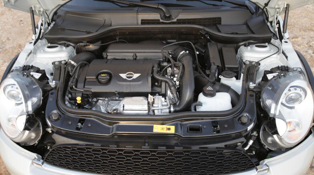 Mini Roadster, Motor