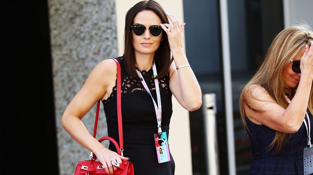 Minttu Räikkönen - Formel 1 - GP Abu Dhabi - 26. November 2016