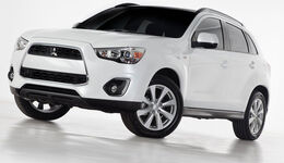 Mitsubishi ASX New York 2012