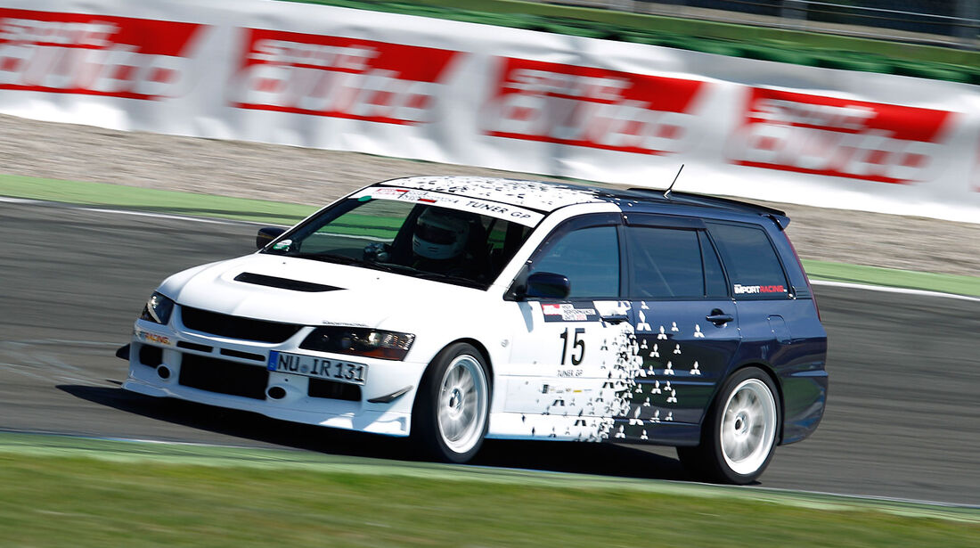 Mitsubishi Evo 9 Kombi, TunerGP 2012, High Performance Days 2012, Hockenheimring