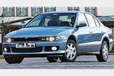 Mitsubishi Galant, Typ EA0