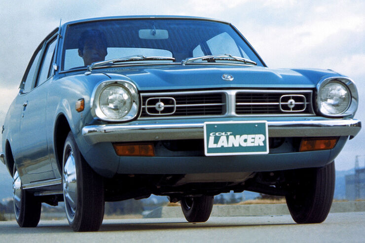 Mitsubishi Lancer 1973