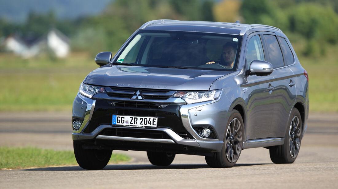 Mitsubishi Outlander 2.0 Plug-in-Hybrid 4WD