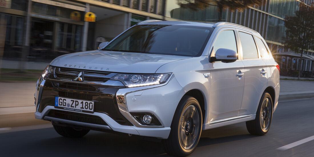 Mitsubishi Plugin-Hybrid Outlander