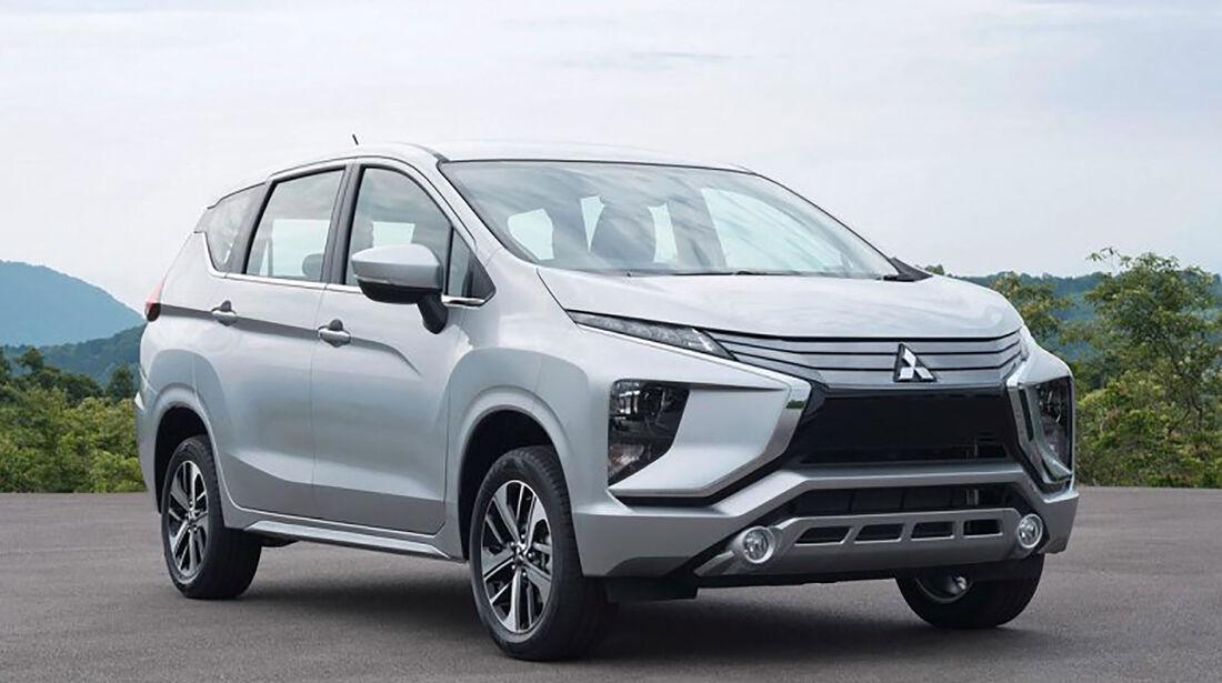 Mitsubishi Xpander Small Crossover MPV