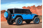 Moab Easter Jeep Safari 2017 Studien