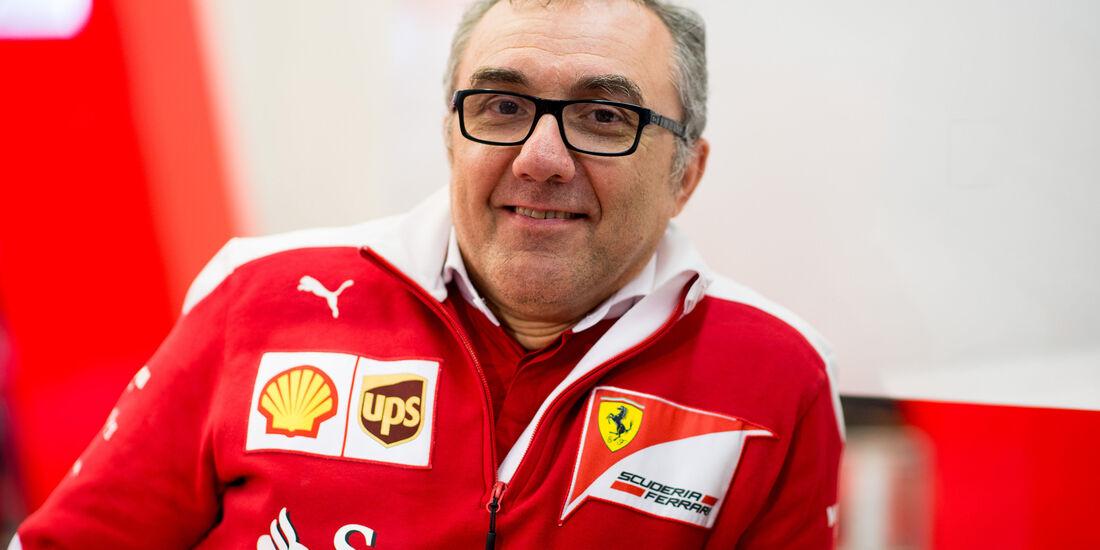 Modesto Menabue - Ferrari