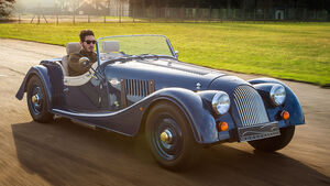 Morgan 4/4 80th Anniversary