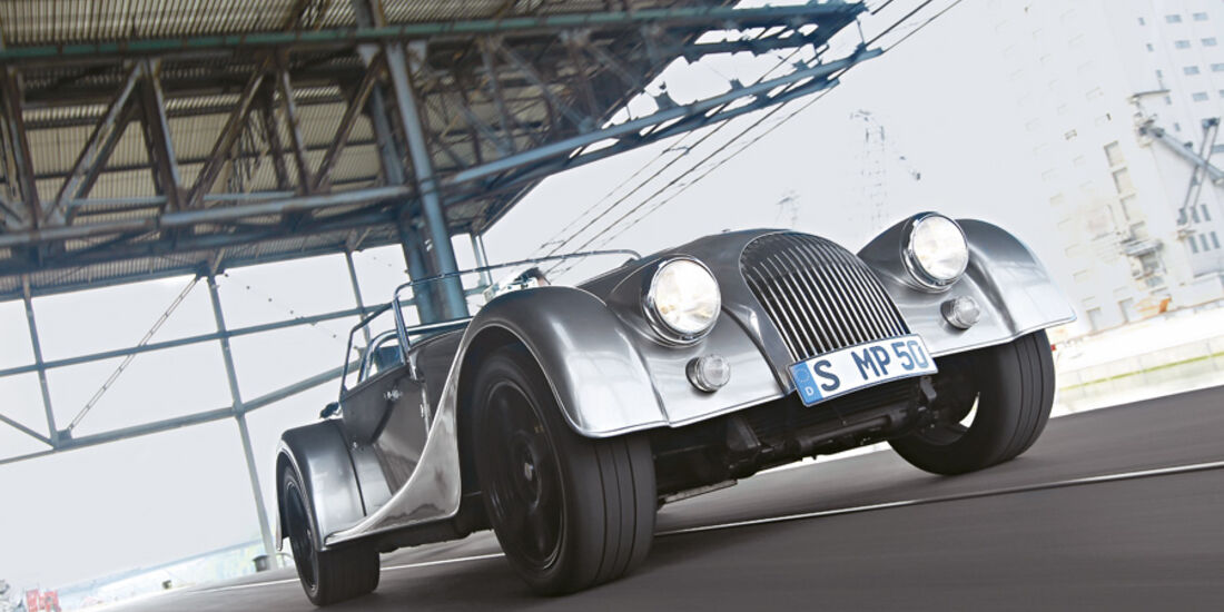 Morgan MP8 by Merz & Papst