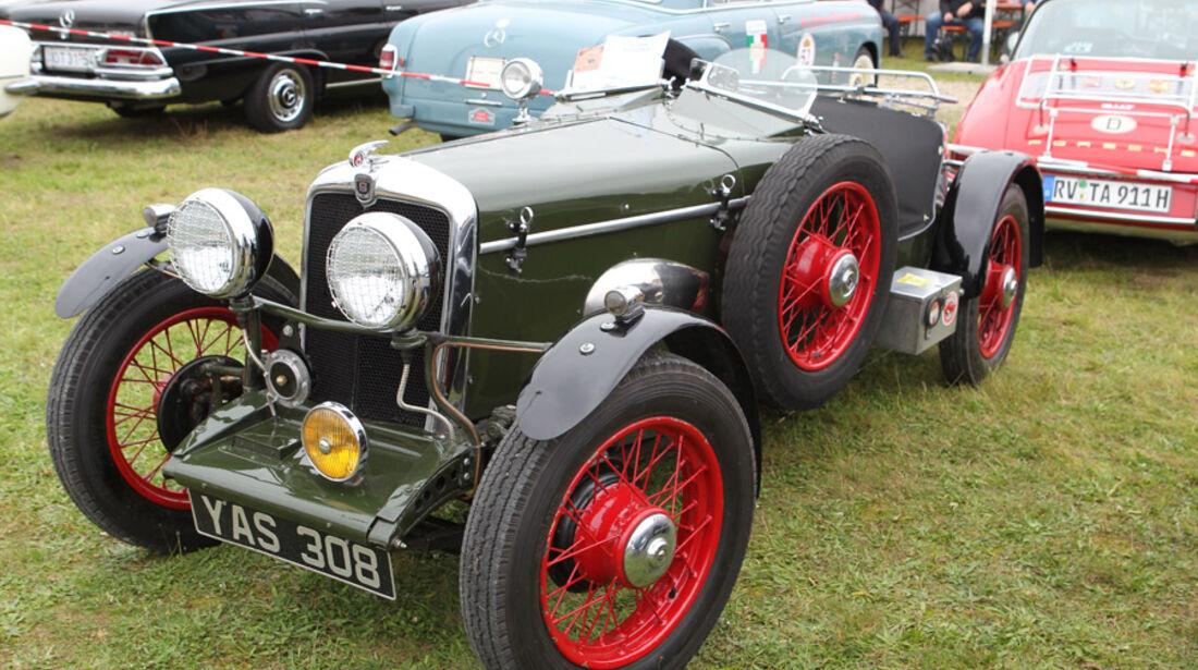 Morris 8 Special