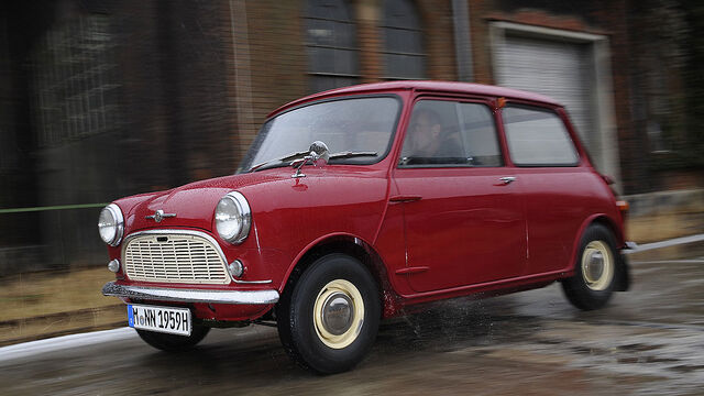 Kaufberatung Mini Austin Seven Morris Mini Minor Klein Und