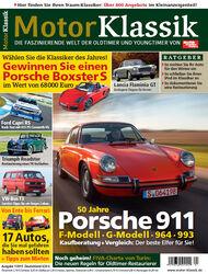 Motor Klassik 01/2013