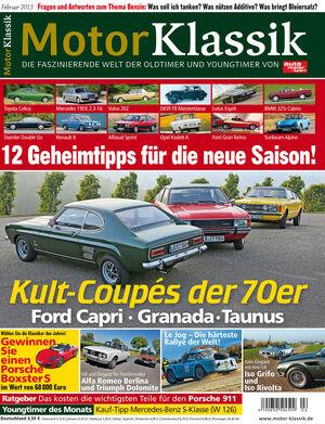 Motor Klassik 02/2013