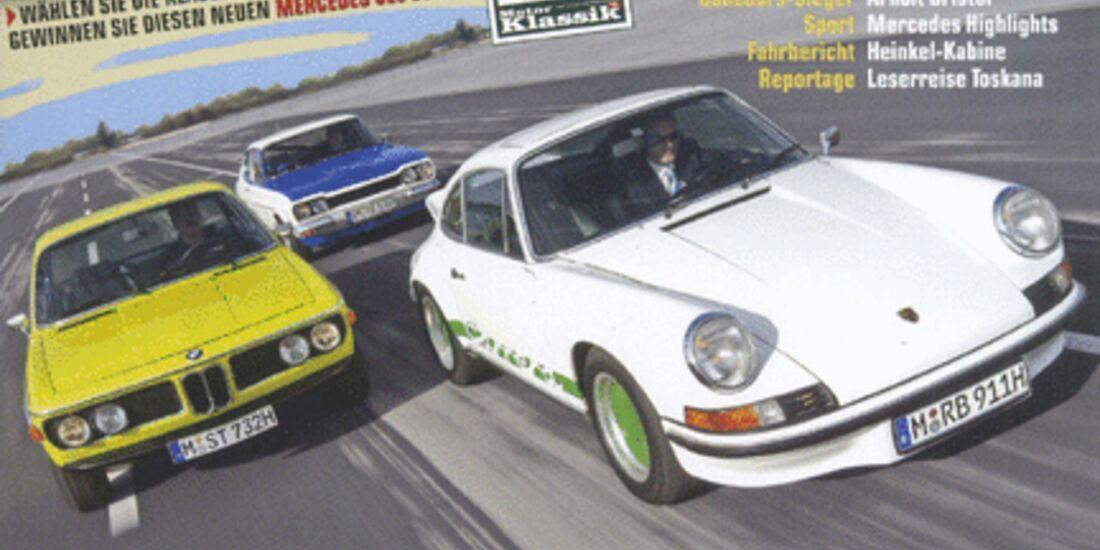 Motor Klassik, Heft 01/2009