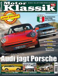 Motor Klassik, Heft 01/2010