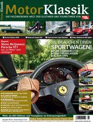 Motor Klassik - Heft 08/2011