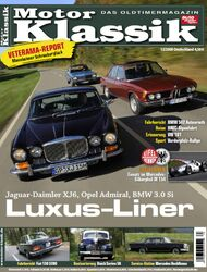 Motor Klassik Heft 12/2009