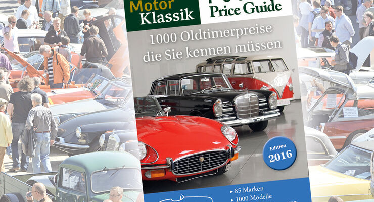 Oldtimer price guide