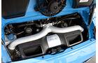 Motor Porsche 911 Turbo