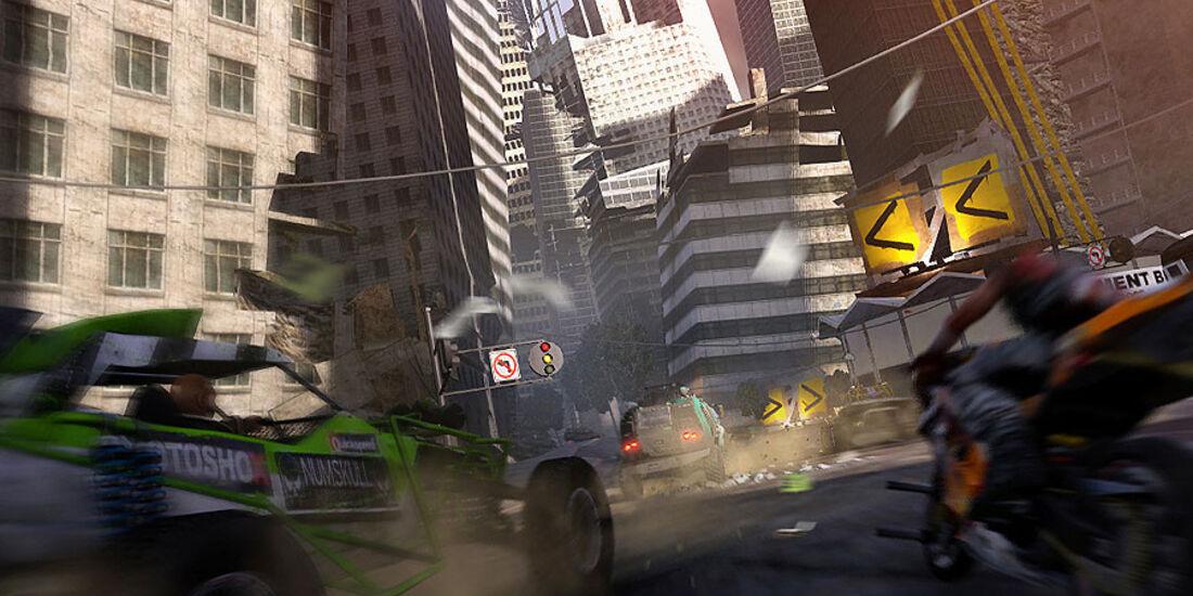 Motor Storm Apocalypse
