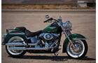 Motorrad 48 PS Harley-Davidson Softail