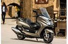 Motorrad 48 PS Yamaha Majesty 400