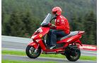 Motorroller, Michael Schumacher