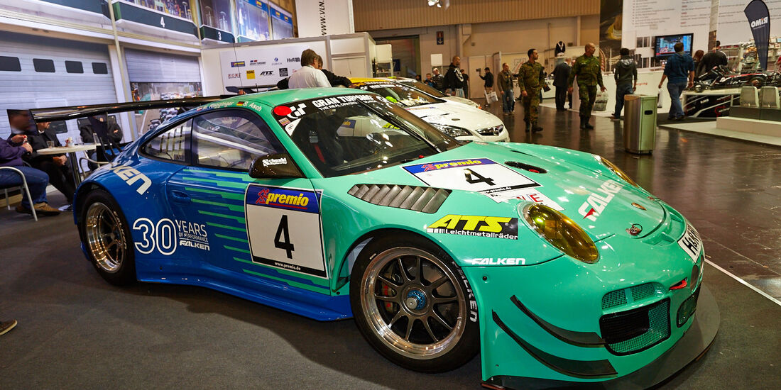 Motorsport - Essen Motorshow 2013