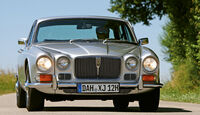 Mythos V12, Jaguar, Frontansicht