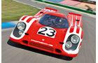 Mythos V12, Porsche, Rennwagen