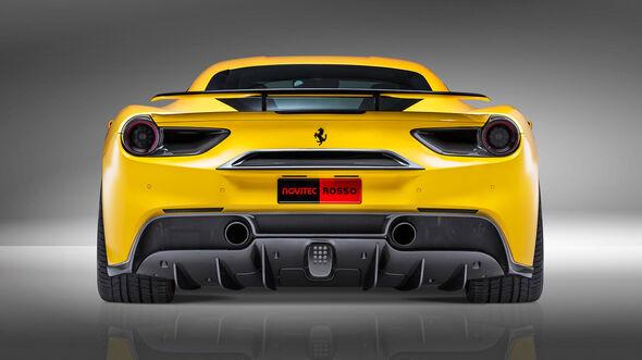 NOVITEC Rosso Upgrade Ferrari 488 GTB