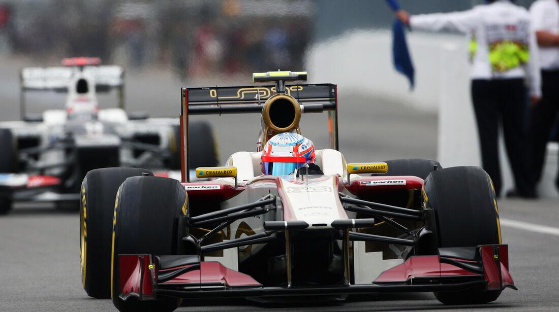 Narain Karthikeyan - HRT - Formel 1 - GP Kanada 2012 - 8. Juni 2012