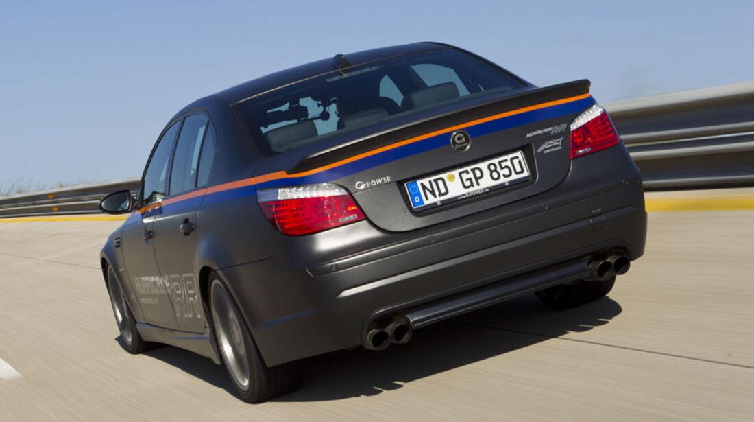 Nardo 2010 Tuning-Modelle, G-Power BMW M5