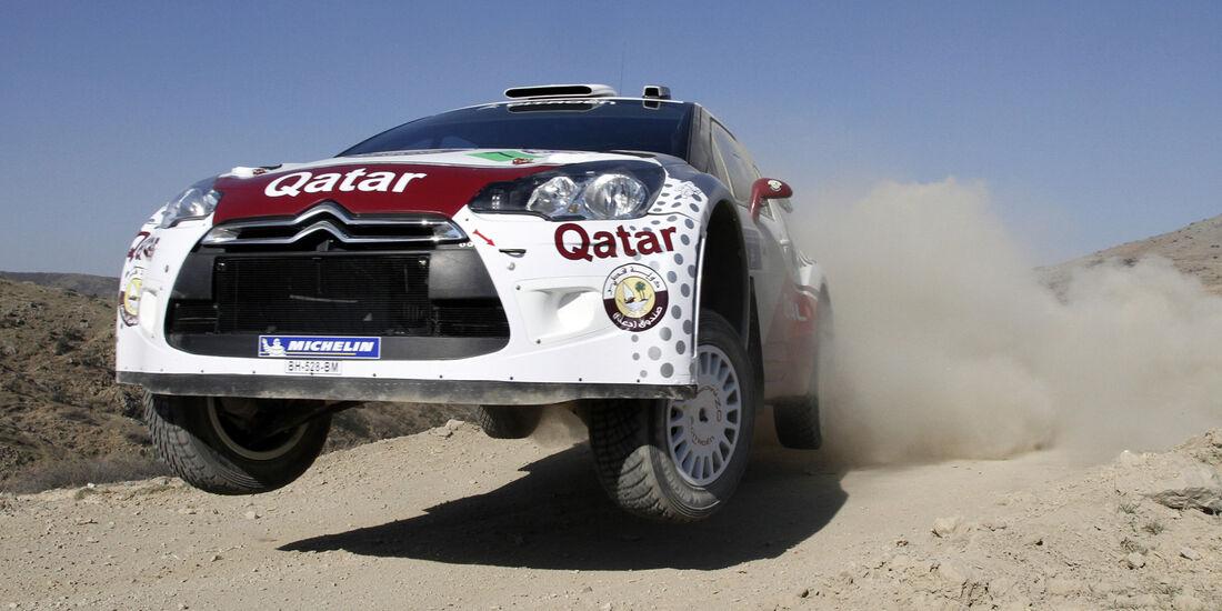 Nasser Al-Attiya WRC Rallye Mexiko 2012