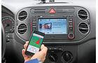 Navigationsradio einbauen, Infotainment