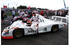 Neel Jani - Porsche 936 - Legendenparade - GP Österreich 2017 - Spielberg