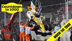 Nelson Piquet jr. - Renault - GP Singapur 2008