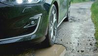 """Neuer Ford Focus: Innovative """"Schlagloch-Erkennung"""""""