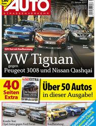 Neues Heft AUTOStrassenverkehr, Ausgabe 04/2017