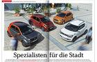 Neues Heft AUTOStrassenverkehr, Ausgabe 16/2017, Vorschau