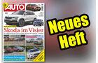 Neues Heft AUTOStrassenverkehr, Ausgabe 16/2017