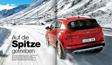 Neues Heft auto motor und sport, Ausgabe 03/2016, Vorschau, Preview