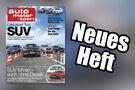 Neues Heft auto motor und sport, Ausgabe 18/2017, Heftvorschau